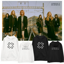 Kpop GFRIEND Sweater New Album Hooded Sweater Loose Jacket Sweatshirt