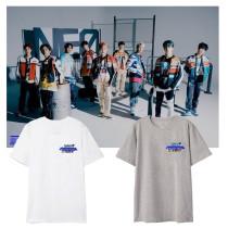 Kpop NCT127 T-shirt Album Neo Zone The Final Round Around Short-sleeved T-shirt Loose Bottoming Shirt Short Sleeve