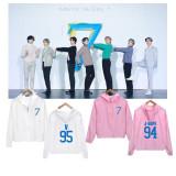 Kpop BTS Sun Protection Cothing Bangtan Boys Sun Protection Clothing Jacket Korean Version Simple Hooded Cardigan Jacket
