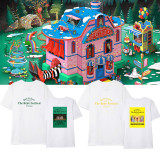 Kpop Red Velvet T-shirt Album The ReVe Festival Short Sleeve Loose Loose Wild Bottoming Shirt Short Sleeve