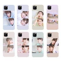 Kpop BTS  Phone Case Bangtan Boys Suitable for iphoneXS/XR/11Pro Protective Cover Hard Shell V SUGA JIN JIMIN JUNGKOOK
