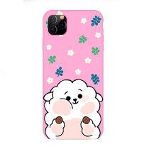 Kpop BTS Phone Case Bangtan Boys Mobile Phone Case Suitable for iphoneXS/11 Anti-fall Hard Shell Protective Sleeve