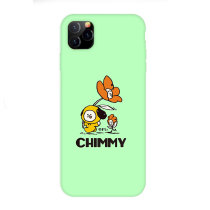 Kpop BTS Phone Case Bangtan Boys FLOWER for iphone11/XS/XR Anti-fall Hard Shell Protective Cover