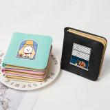 Kpop BTS Wallet Bangtan Boys Wallet Card Case Storage Bag CHIMMY COOKY KOYA TATA