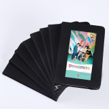 Kpop BTS Notebook Bangtan Boys New Album Dynamite Remix Trailer Photo Notebook Frosted Notepad
