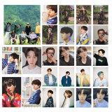 Kpop BTS Bangtan Boys New Song Dynamite LOMO Card Postcard Greeting Card