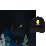 Kpop BTS Baseball Cap Bangtan Boys JIMIN Baseball Cap Smiley Cap Sun Hat JIMIN