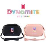 Kpop BTS Shoulder Bag Bangtan Boys Shoulder Bag New Album Dynamite Cute Mini Crossbody Small Square Bag