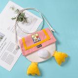 Kpop BTS Canvas Bag Crossbody bag  Bangtan Boys Window Series Cartoon Cute Canvas Bag Duck Crossbody bag