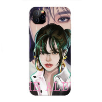 Kpop BLACKPINK Phone Case New Album The Album Mobile Phone Shell Protective Cover Suitable for Apple iphoneXS Hard Shell