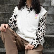 Kpop BTS Vest Bangtan Boys Vest Baby Ball Knitted Sleeveless Vest V-neck Vest CHIMMY COOKY KOYA TATA