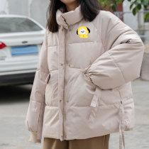 Kpop BTS Cotton Coat Bangtan Boys Baby Series Peripheral Down Cotton Jacket Casual Korean Bread Clothes