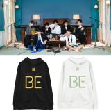 Kpop BTS Sweatshirt Bangtan Boys New Album BE Hooded Sweatshirt Fleece Sweatshirt V SUGA JIN JIMIN