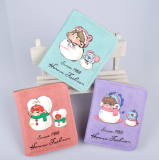 Kpop BTS Coin Purse Bangtan Boys Snowman Series Wallet Cute Short Candy Color Coin Purse CHIMMY COOKY KOYA TATA