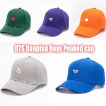 Kpop BTS Baseball Cap Bangtan Boys Baseball Cap Cap Korean Casual Cap Multicolor optional