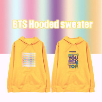 Kpop BTS  Sweater Bangtan Boys Hooded sweater Top Sweatshirt V SUGA JIN JIMIN