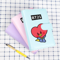 Kpop BTS Notebook Bangtan Boys Notebook Notepad Student Supplies Diary CHIMMY COOKY KOYA TATA