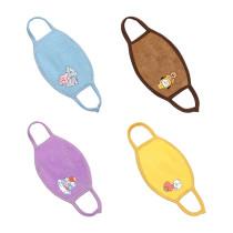 Kpop BTS Mask Bangtan Boys Baby Plush Mask Thermal Protective Mask CHIMMY KOYA TATA