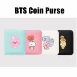 Kpop  BTS Wallet Bangtan Boys Wallet Baby Series Coin Purse Cute Card Case