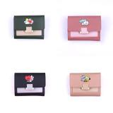 Kpop BTS Wallet Bangtan Boys Short Wallet Baby Series Coin Purse Cute Card Case