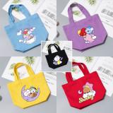 Kpop BTS handbag Bangtan Boys A Dream of Baby handbag canvas handbag storage bag
