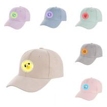 Kpop BTS Baseball Cap Bangtan Boys Badge Hat Korean Style Simple Peak Cap Baseball Cap Outdoor Sun Hat