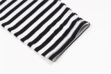 Kpop BTS Long-sleeved T-shirt Bangtan Boys Long-sleeved T-shirt Bottoming Shirt Striped Bottoming Shirt