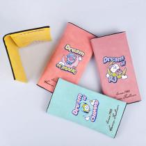 Kpop BTS Coin Purse Bangtan Boys Wallet Long Wallet Wallet Coin Purse Card Bag Storage ID Bag