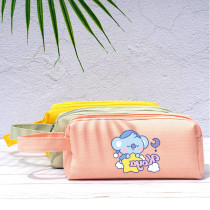 Kpop BTS Pencil Case Bangtan Boys DREAM OF BABY Series Pencil Case Long Coin Purse Zipper Stationery Box