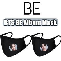 Kpop BTS Mask Bangtan Boys BE Album Pictorial Photo Mask 3D Dust Mask Breathable Mask