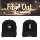 Kpop BTS Baseball Cap Bangtan Boys Single Film Out Pictorial Peak Cap Baseball Cap Sun Hat