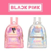 Kpop BTS Backpack Bangatan Boys Casual PU Backpack Laser School Bag Backpack