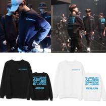 Kpop  NCT DREAM Sweatshirt Round Neck Sweater JISUNG CHENLE JENO JAEMIN HAECHAN