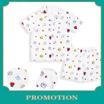Kpop BTS Bangtan Boys  Pajamas  Cartoon Home Clothes Suit Cute Sleepwear Spring and Autumn pajamas V SUGA JIN JIMIN
