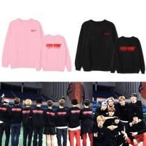 Kpop NCT 127 Sweatshirt Round Neck Sweater YUTA TAEIL JAEHYUN TAEYONG WINWIN  HAECHAN  MARK