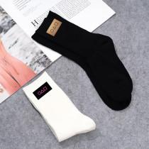 Kpop Squid Game Socks Peripheral Tube Socks Woolen Knitted Socks Winter Warm Socks
