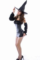Seductive Sexy Witch Costume