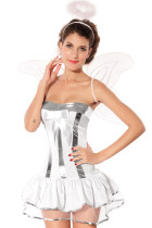 4pcs Angel Costume