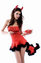 3pcs LIL DEVIL SET COSTUME