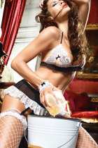 Mistress French Maid Lingerie Set