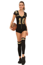 Belle Club Football Costume