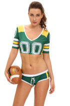 Green Fantasy Football Costume