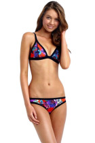 2pcs Field Trip Scuba Bikini Swimsuit