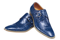 5007LHP Men Genuine Leather Shoe Slip-on Leather Lining Oxford Dress Shoes