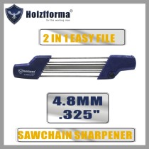 2 IN 1 Easy File .325   3/16   4.8mm Chainsaw Chain Sharpener 5605 750 4304