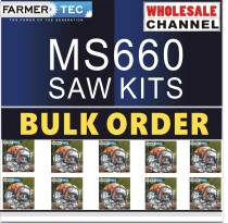 MS660 10 SAWKITS BULK ORDER(Minimum Order Quantity 10 Sets) Complete aftermarket repair kits for Stihl MS660 066
