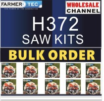 H372 10 SAWKITS BULK ORDER(Minimum Order Quantity 10 Sets) Complete aftermarket repair kits Compatible with Husqvarna 362 365 371 372XP