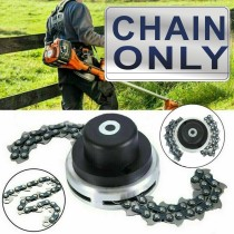 One Set of Chain Only For 65Mn Trimmer Head PJ93315 Farmertec Model