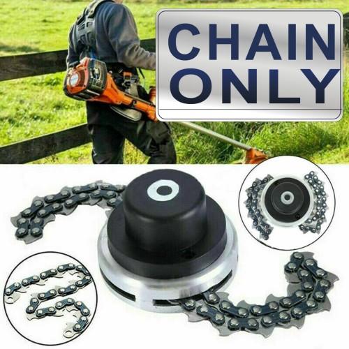 One Set of Chain Only For 65Mn Trimmer Head PJ93315 Farmertec Model