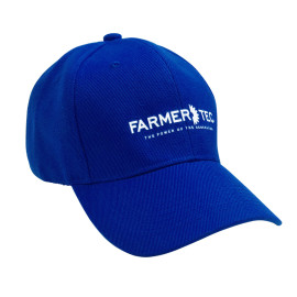 Cappello regolabile per fan Farmertec